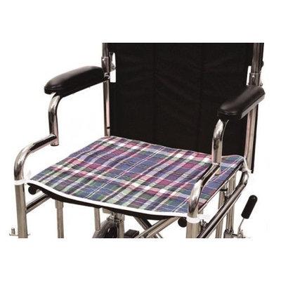Essential Medical Supply Quik-Sorb Wheelchair, 16