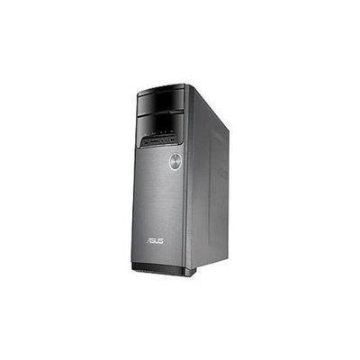 ASUS M32BF US007S - Tower - 1 x A series A10-6700 / 3.7 GHz - RAM 12 GB - HDD 2 TB - DVD-Writer - Radeon HD 8670D - GigE