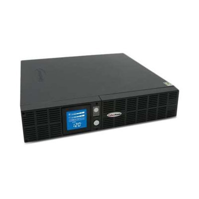 CyberPower PFC Sinewave UPS System - 1500VA, 900W, 2U Rack, 8 Outlets, 1,840 Joules, Line-interactive Topology - OR1500