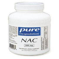 Pureen Pure Encapsulations NAC 900mg 240c