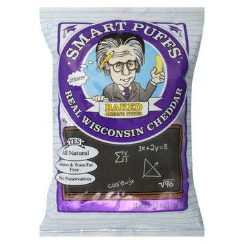 Pirate Brands Smart Puffs Gourmet Cheese Puffs 4 oz