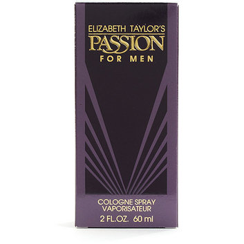 Passion Elizabeth Taylor  Cologne 2.0 oz Spray for Men
