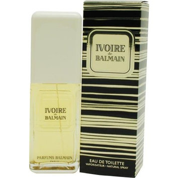 Ivoire De Balmain By Pierre Balmain For Women. Eau De Toilette Spray 3.3 Oz.