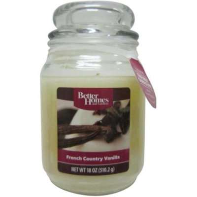 Better Homes And Gardens 18-Ounce Candle, French Country Vanilla