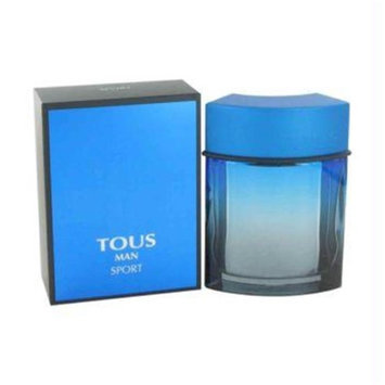 Tous Man Sport By Tous Edt Spray 3.4 Oz Men