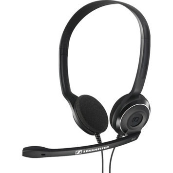 Sennheiser PC 8 Double-Sided Over-the-Head USB Headset, Black