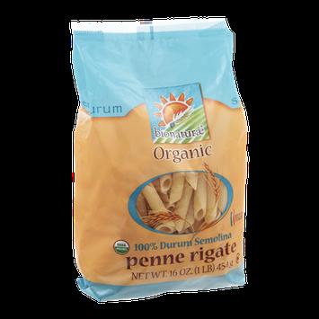 Bionaturae Organic Pasta Penne Rigate