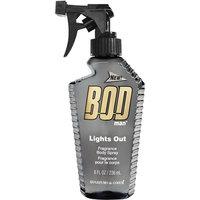 BOD Man Lights Out Fragrance Body Spray