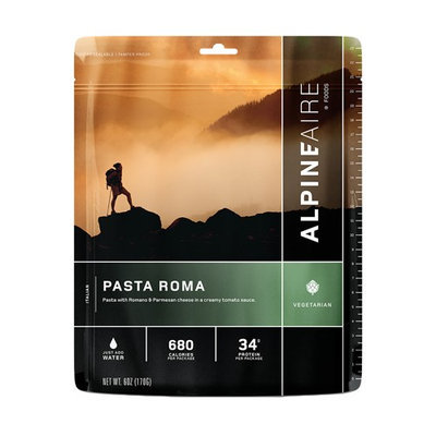 Alpine Aire Foods Pasta Roma Serves 2