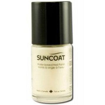 Apple Green Nail Polish - Water Based Nail Polish, 0.5 oz,(Suncoat)
