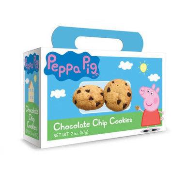 Peppa Pig Chocolate Chip Cookies, 2 oz
