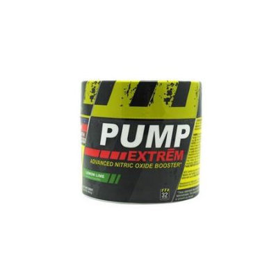 ProMera Sports Pump Extrem Lemon Lime 32 svg - CONCPUMP32SVLEMLPW