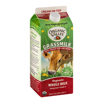 Organic Valley Grassmilk Whole Milk
