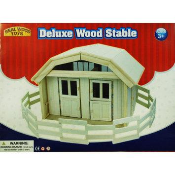 Homewear Deluxe Wood Stable Set