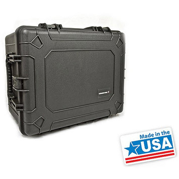 Condition 1 - 101024 Watertight Black Large Case with Foam