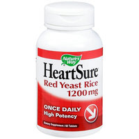 Nature's Way HeartSure Red Yeast Rice Dietary Supplement 1200 mg Tablets