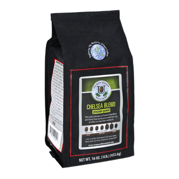 Unique Coffee Roasters Chelsea Blend Precision Ground Coffee