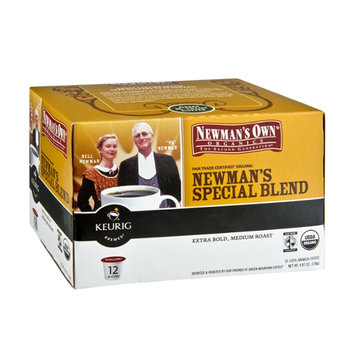 Newman's Own Organics Special Blend Keurig Extra Bold Coffee K-Cups - 12 CT