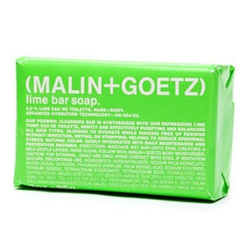 MALIN+GOETZ Lime Scented Bar Soap