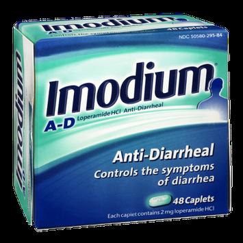 Imodium A-D Anti Diarrheal Caplets - 48 CT