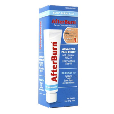 Tender's Afterburn Gel