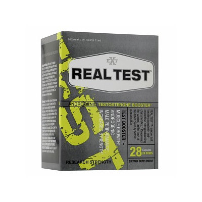 EXT Sports Real Test Androgenic Testosterone Booster