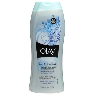 Olay Body Wash, Purely Pristine, 23.6 oz