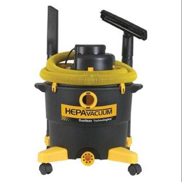 Dustless Technologies Hepa Wet and Dry Vacuum