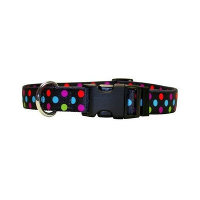Yellow Dog Design GUM100TC Gumballs Standard Collar - Teacup