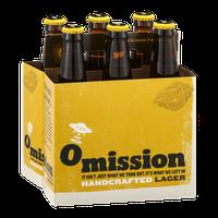 Omission Lager - 6 PK