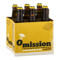 Omission Lager - 6 PK