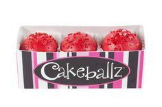 Cakeballz Red Velvet