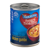 Progresso Heart Healthy Soup Creole-Style Chicken Gumbo