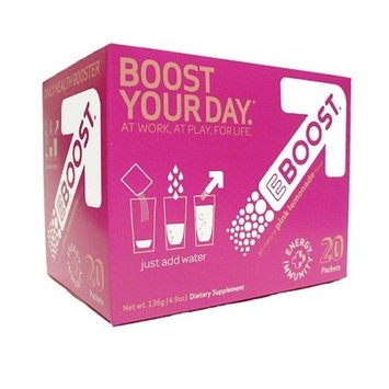 EBOOST Daily Health Booster Effervescent Powder Packets