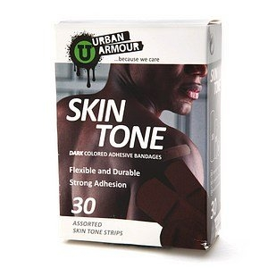 Urban Armour Skin Tone Adhesive Bandages