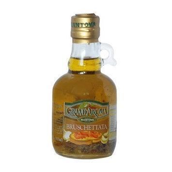 Mantova Grand'Aroma Bruschettata Flavored Extra Virgin Olive Oil 8.5 Oz