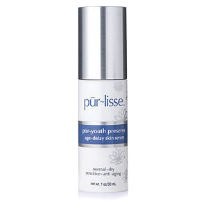 pur-lisse pur~youth preserve age~delay skin serum