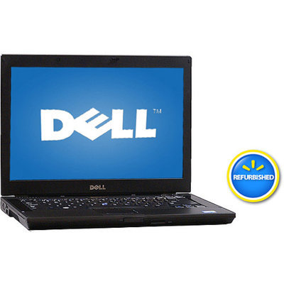 Latitude Dell Refurbished Black 14.1