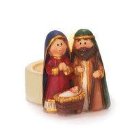 Dicksonsinc Holy Family Resin Votive
