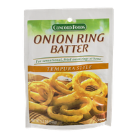 Concord Foods Onion Ring Batter Tempura Style