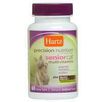 Hartz Precision Nutrition Senior Cat Multivitamins