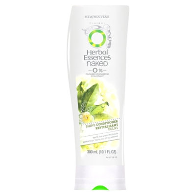 Herbal Essences Naked Shine Conditioner - 10.1 oz