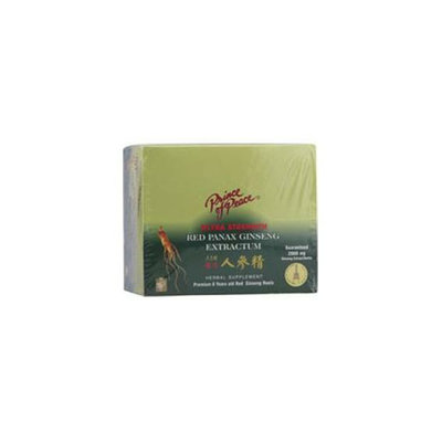 Prince Of Peace 58772 Red Panax Ginseng Extract Ds
