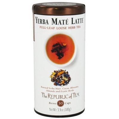 The Republic of Tea, Yerba Mate Latte® Full-Leaf