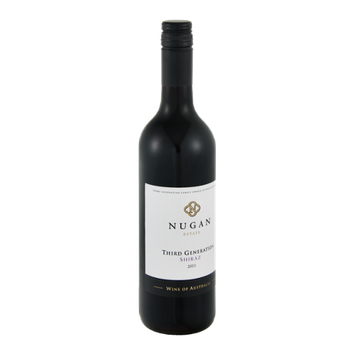 Nugan Estate Third Generation Shiraz 2011