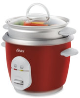 Oster 6-Cup Rice Cooker and Steamer
