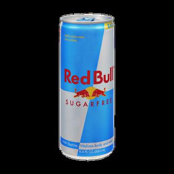 Red Bull Sugarfree Energy Drink