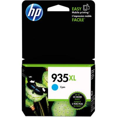 HP 935 XL High-Yield Cyan Ink Cartridge