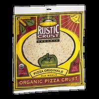 Rustic Crust Organic Pizza Crust Pizza Originale