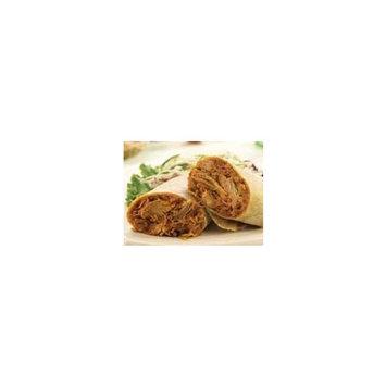 Nutrisystem BBQ Sauce with Pork Wrap
